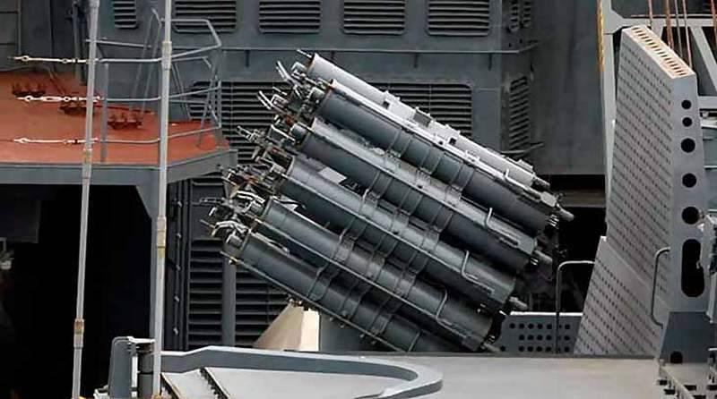 NPO Splav: les MLRS Zapad et Udav embarqués sont à nouveau fournis à la flotte