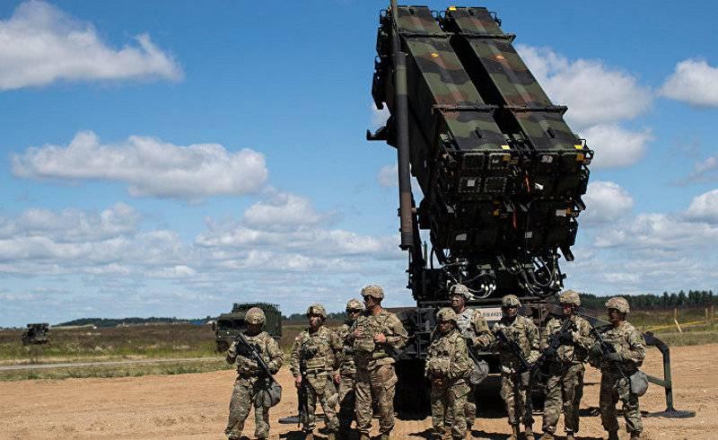 """Analysten: US Patriot Raketenabwehrsystem ist ein weiterer """"Dummy"""""""