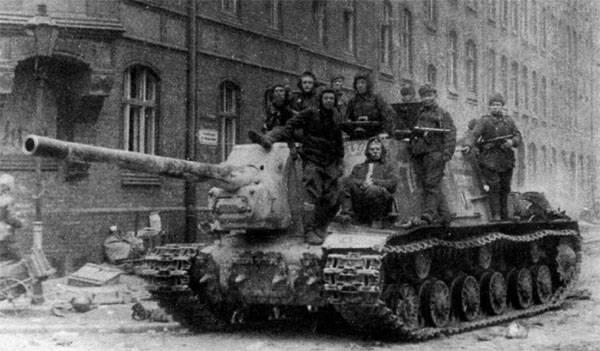 31 марта 1945 года Красная Армия подарила взятый Данциг полякам. Сегодня они помнят?