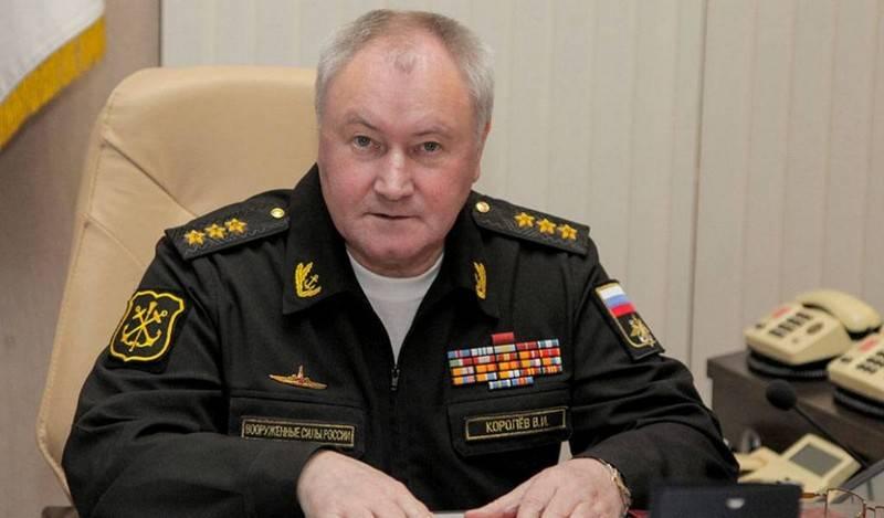 Donanma Şefi Komutanı: 2020 tarafından filo yaklaşık elli gemi ve gemi alacak