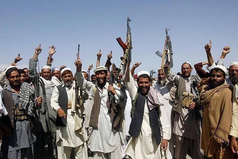 Талибан* объявил войну ИГИЛ*