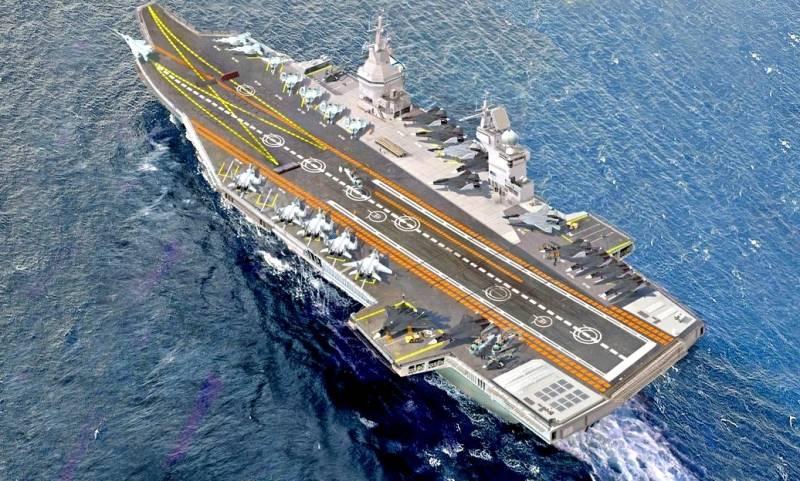 Будущее российского флота: один авианосец или десять подлодок?