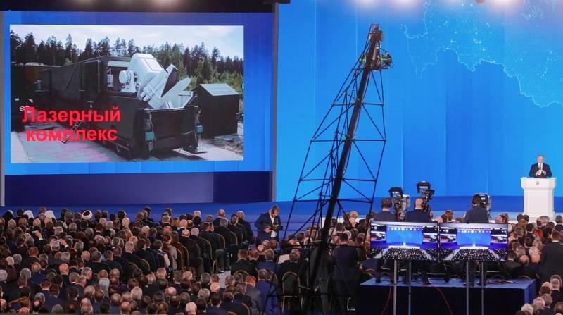 Путин «показал кино» Западу