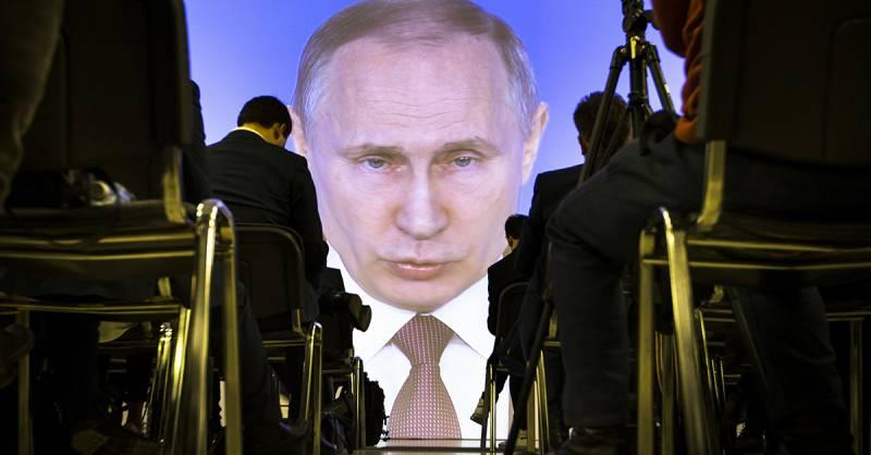 Новое оружие Путина «дестабилизирует» Америку