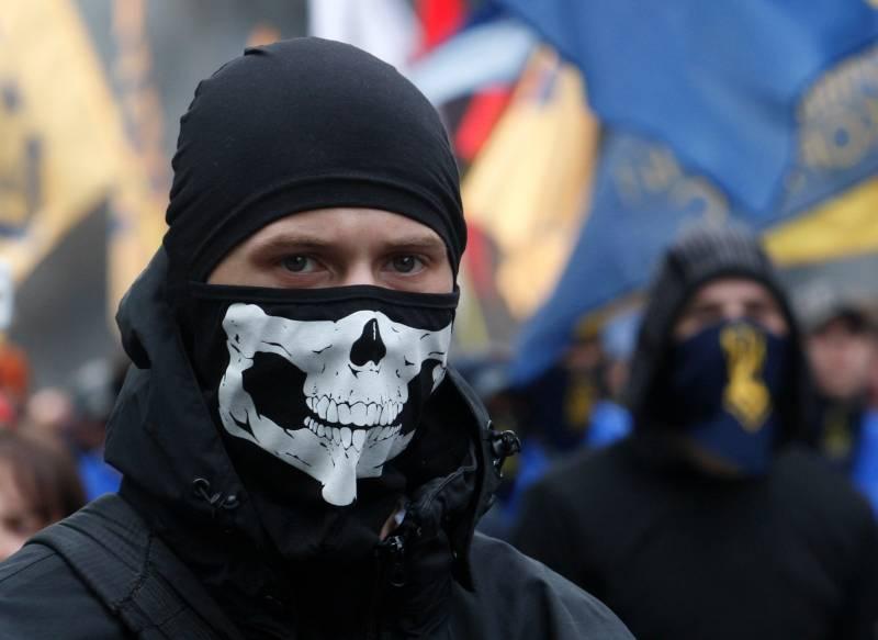 В ЛНР рассказали о бесчинствах украинских националистов на Донбассе