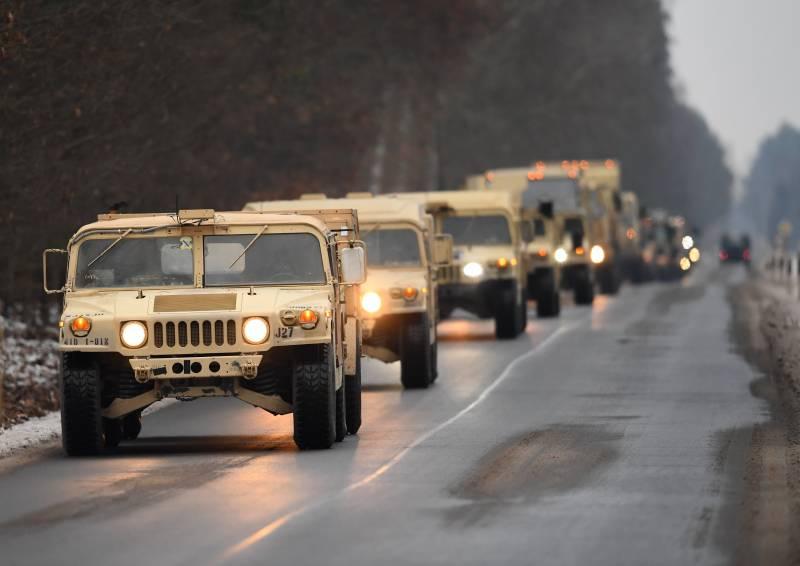 НАТО создает зону «военного Шенгена»
