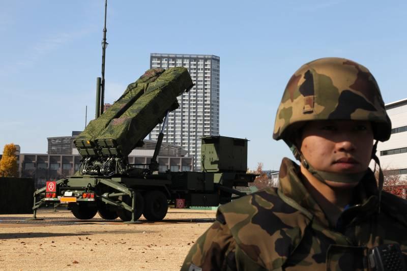 В Японии планируют развивать потенциал для нанесения ударов по базам противника