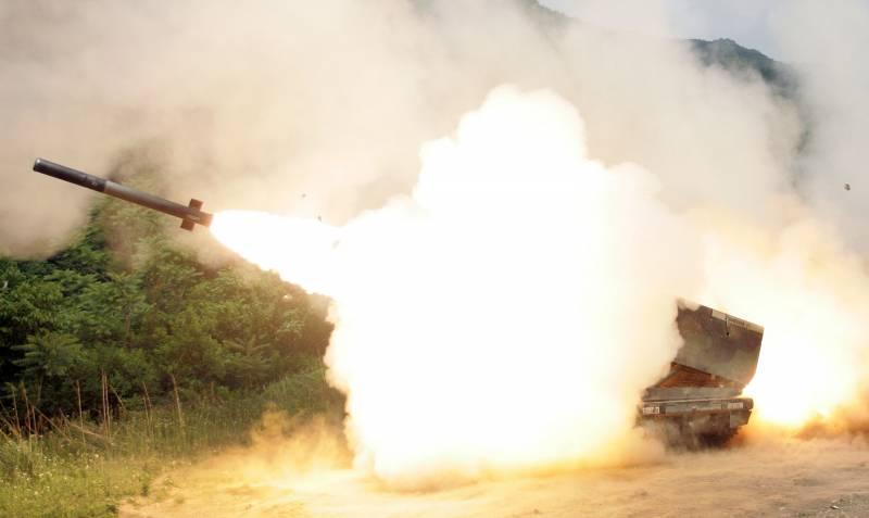 Командование Южной Кореи формирует соединение для борьбы с артиллерией КНДР