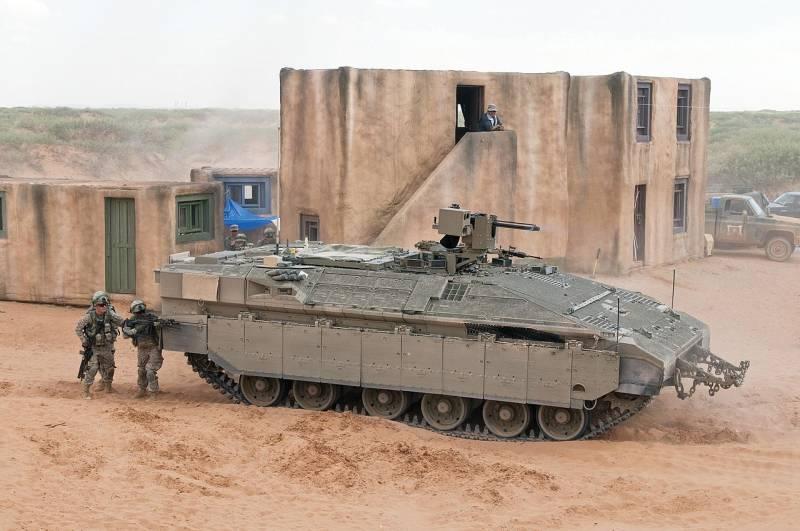 Израильский танк «Меркава». Концепция, которой стукнуло сорок лет