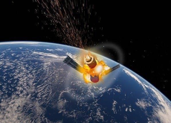 """La estación espacial """"Tyangun-1"""" el lunes ingresará a la atmósfera de la Tierra"""