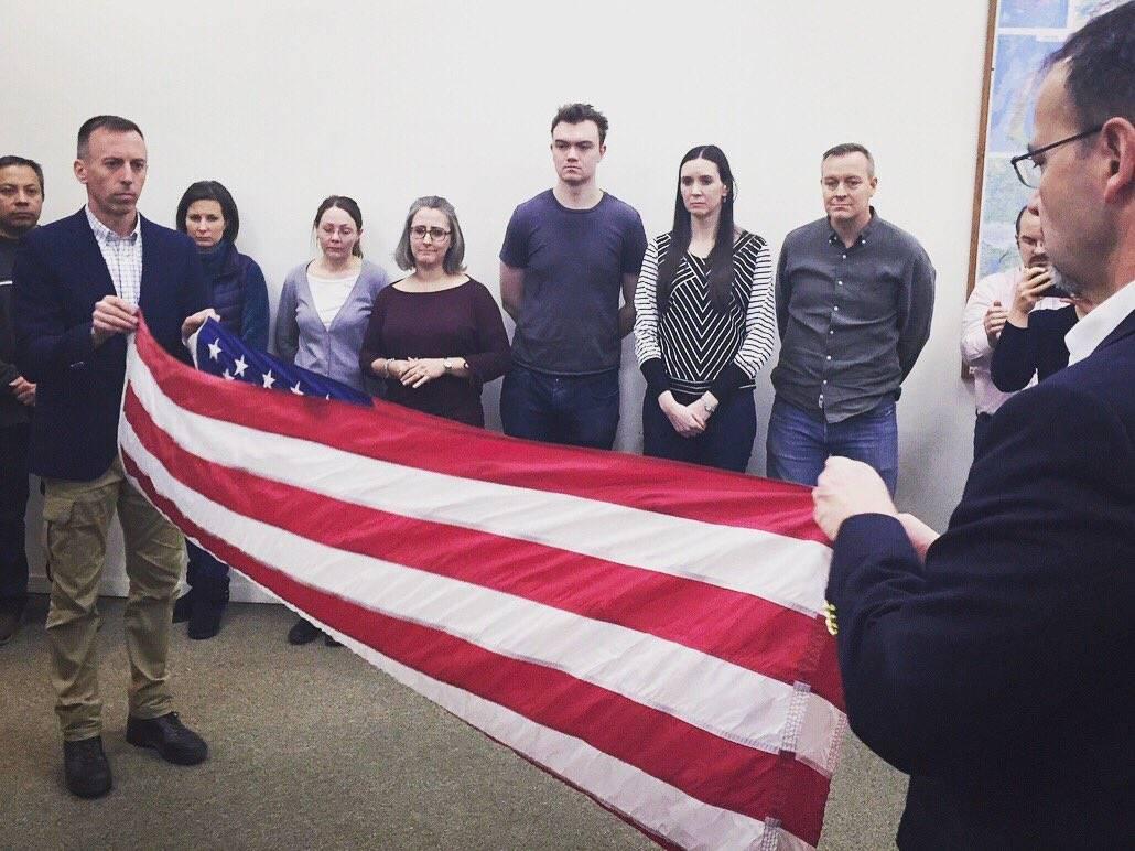 Впосольстве США сообщили оработе поулучшению отношений сРоссией