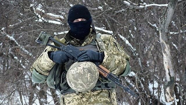 """""""Aydarovets""""袭击了乌克兰武装部队的一支邻近地区"""