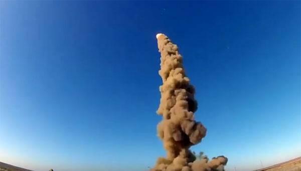 升级后的反导弹再次出现了考验