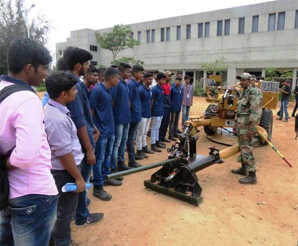 印度将在国外开设第一家国防工厂。 这个国家的名字