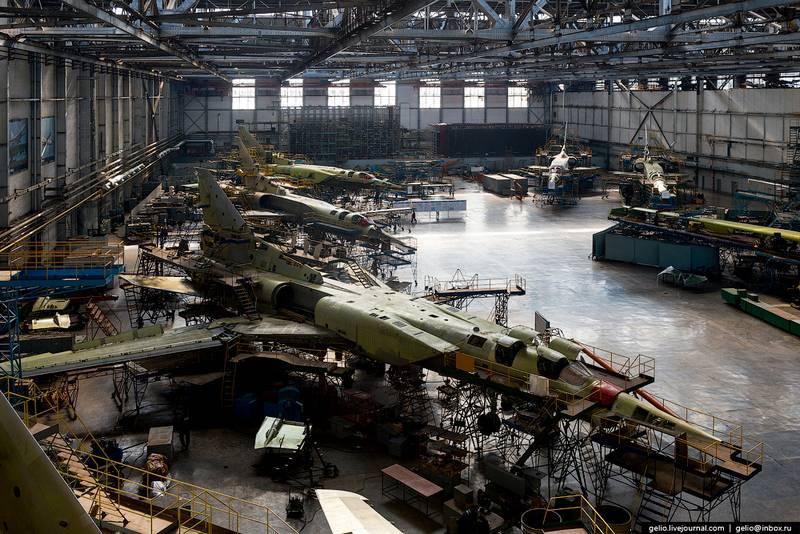 Tu-22M recibirá una nueva versión