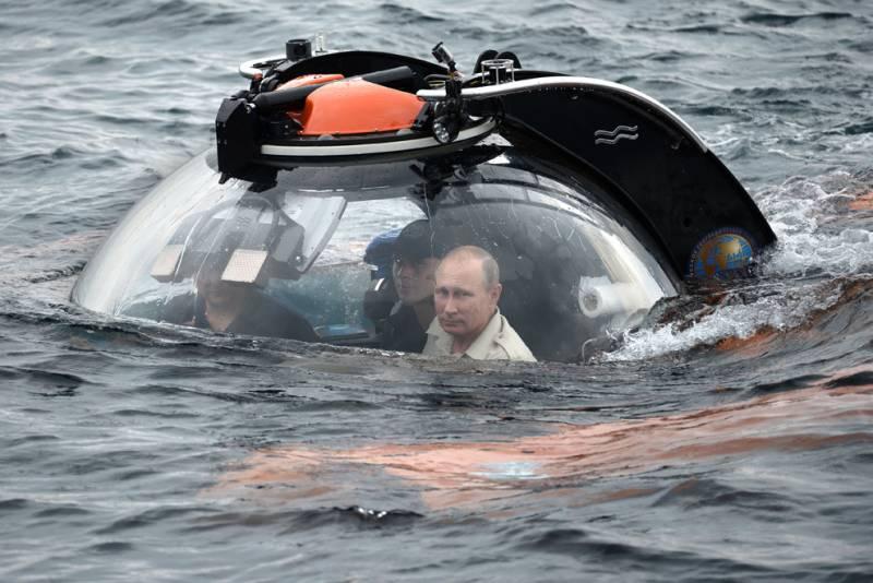 Судно ВМФРФ прекратило поиски аргентинской подлодки