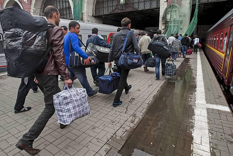 En Rusia, no hay refugiados políticos de Ucrania, porque no existe tal ley