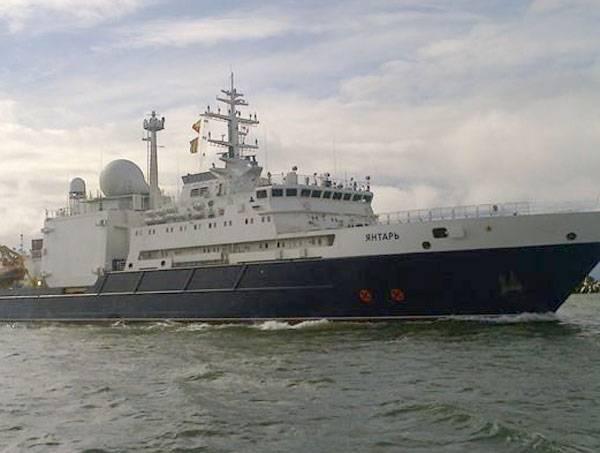Российское судно «Янтарь» прекратило поиски аргентинской подлодки San Juan
