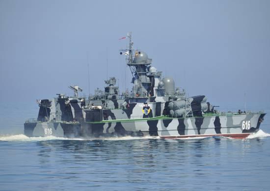 Черноморский флот готов обеспечивать безопасность вЧерном море после ареста судна «Норд»