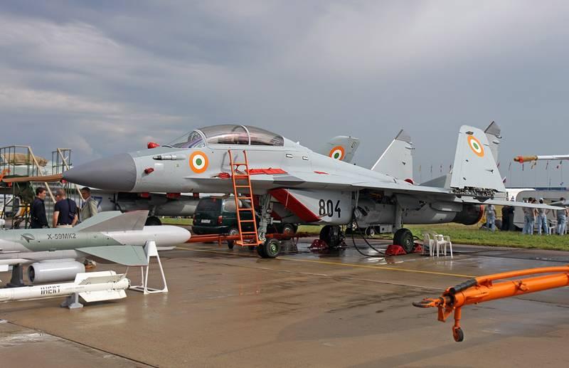 Россия предлагает Индии МиГ-29. Индийцы в раздумьях