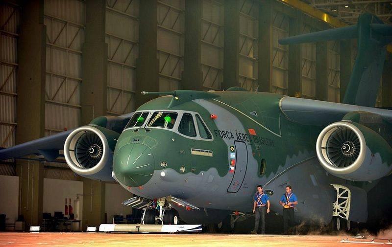 巴西空军将在年底前采用新的运输方式