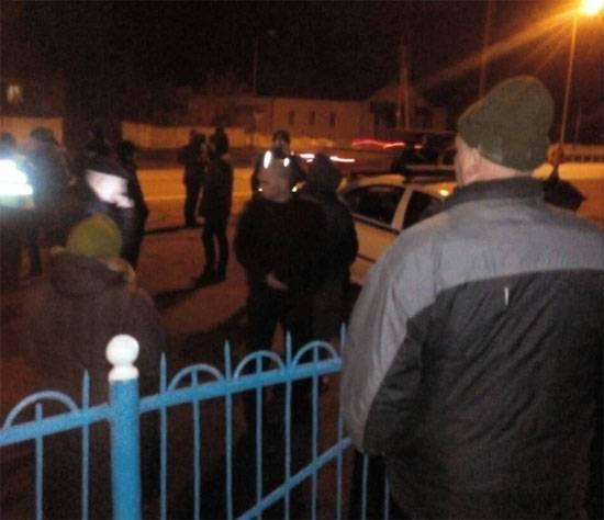 Очередной захват храма на Украине. Боевики нацбатов не щадили прихожан