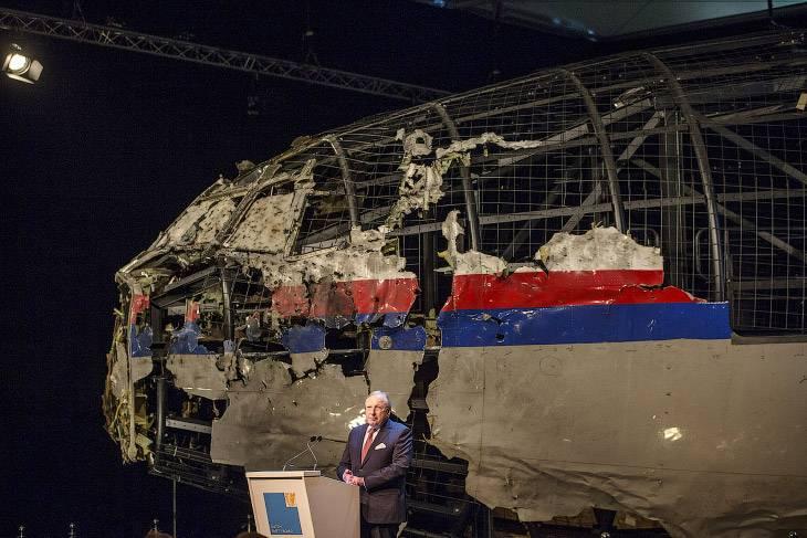 """Almaz-Antey: declaraciones sobre el cohete """"invisible"""" para MH17 - absurdo"""