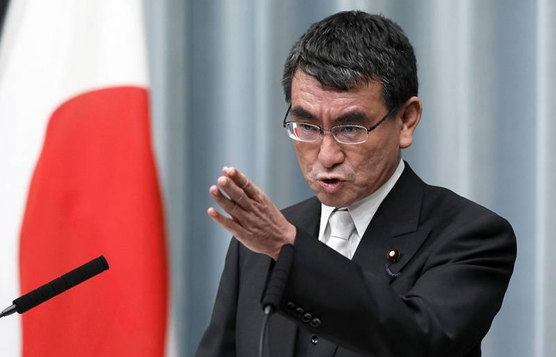МИД Японии заявил очередной протест России. США тоже досталось