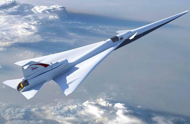 """Lockheed Martin remporte un contrat pour la construction d'un avion supersonique """"silencieux"""""""