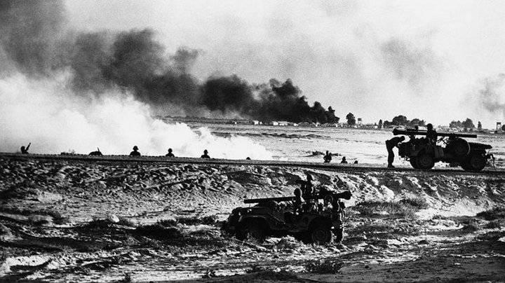 Crisis de Suez: la guerra rápida y el fin de la era colonial.