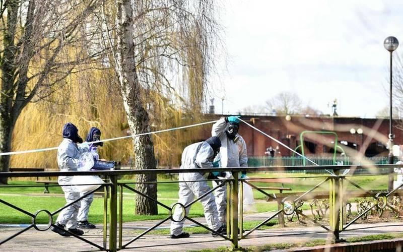 Londres a refusé à la Russie dans une enquête conjointe sur l'empoisonnement à Salisbury
