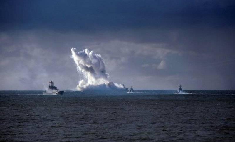 Entonces, ¿qué pasa si ellos mismos se permiten? Letonia se quejará de los lanzamientos de misiles en el Mar Báltico