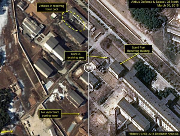 डीपीआरके ने हथियार-ग्रेड प्लूटोनियम रिएक्टर को बंद कर दिया?