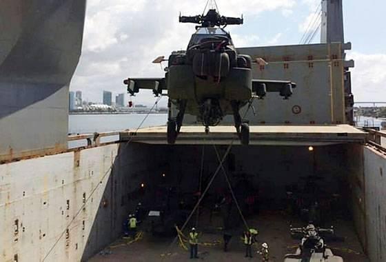 L'Indonésie a reçu le dernier lot d'hélicoptères Apache Guardian AH-64E