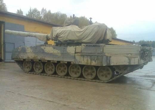 """Abramscaput""은 ""Armata""와 총을 공유 할 수 있습니다."