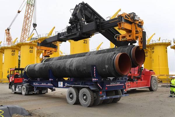 """""""Assistant de Moscou"""". La Finlande a donné son feu vert pour la construction de Nord Stream 2"""