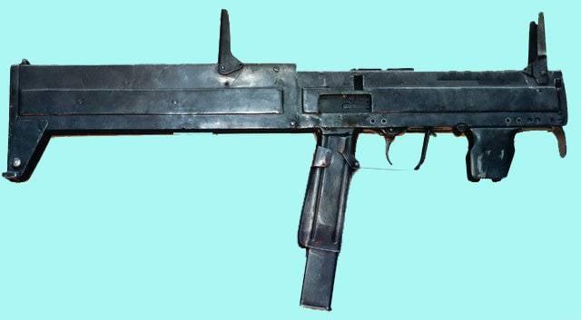 """प्रायोगिक यूक्रेनी आग्नेयास्त्र। 3 का हिस्सा। सबमशीन बंदूकें """"गोबलिन"""" और """"एल्फ"""""""