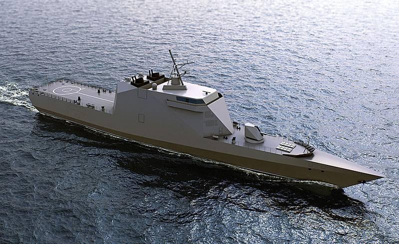 Le navi del progetto 20386 equipaggiano droni da combattimento