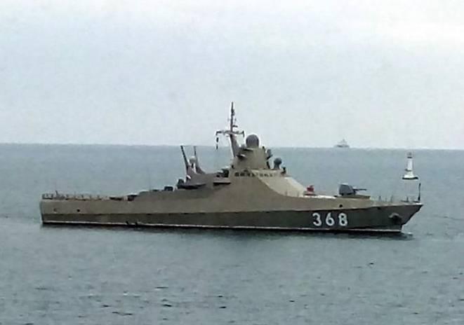 海军正在测试一个新的声纳站