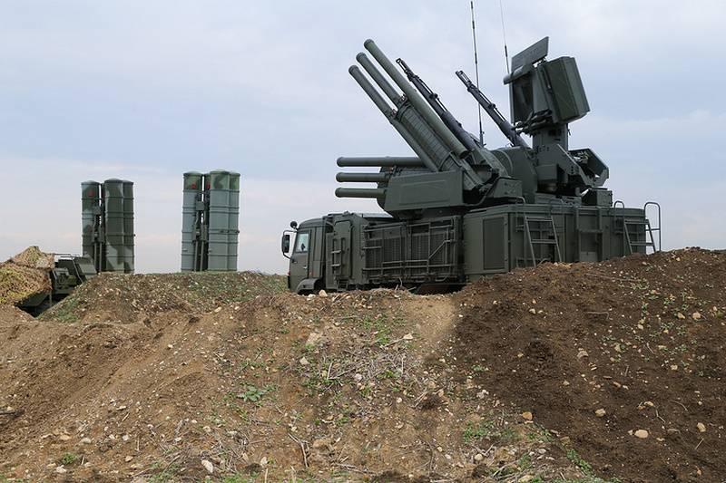 S-400 y Pantsir-S1 se combinaron en un solo sistema. Filmamos con éxito