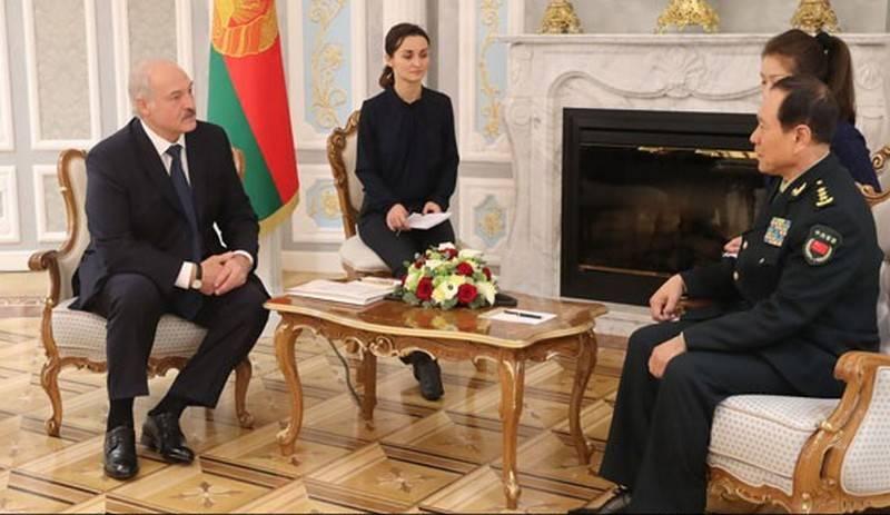 Loukachenko surprend: la Chine a joué un rôle déterminant dans le renforcement de la capacité de défense de la République du Bélarus
