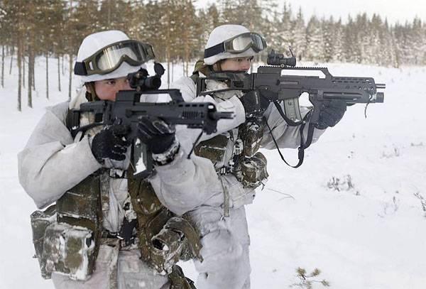 """""""우리는 러시아와의 전쟁이 시작되었다고 생각했다."""" 국경 노르웨이 마을의 공황에 대해"""