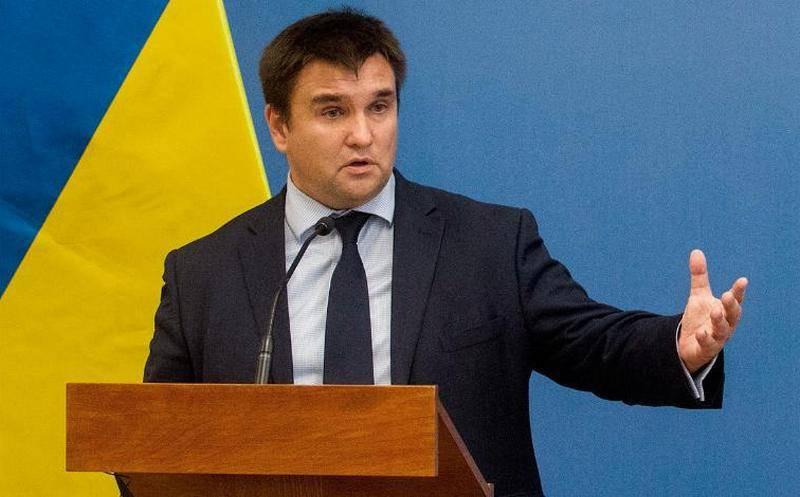 """Klimkin wird Russland """"zerschlagen"""". Andernfalls können Friedenstruppen nicht vorgestellt werden ..."""