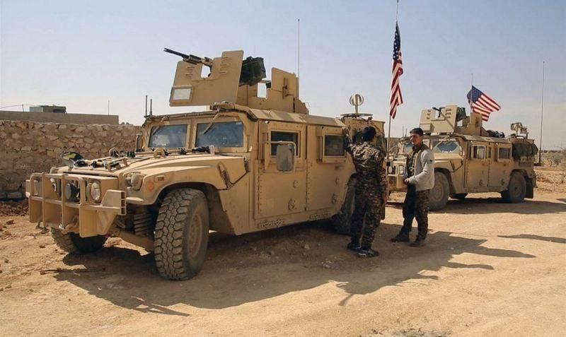 La coalizione americana sta costruendo basi nel nord della Siria. Ma che dire delle promesse di partire?