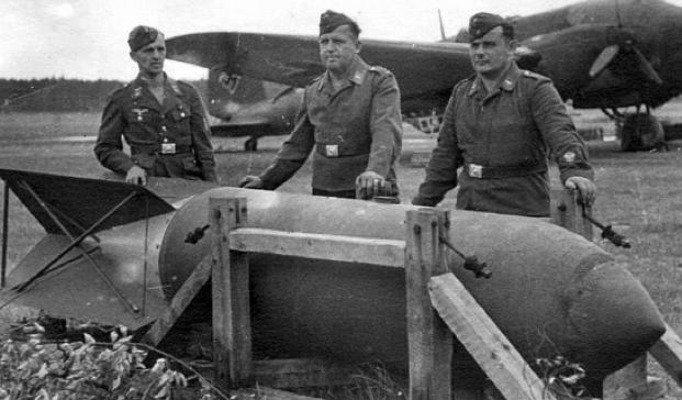 Из-за бомбы времен 2-ой мировой вГермании эвакуировали 26 тыс. человек