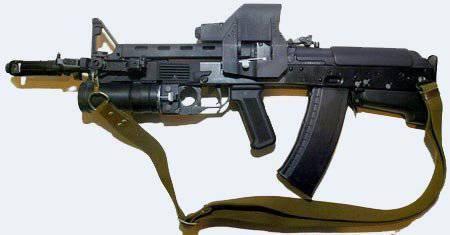 Deneysel Ukrayna ateşli silahlar. 4'in bir parçası. Vepr, Vulkan ve Malyuk hafif makineli tüfekler