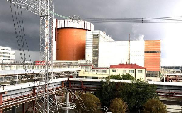 영구 수리. 우크라이나에서는 핵 발전소 중 하나의 발전소가 다시 폐쇄됩니다.