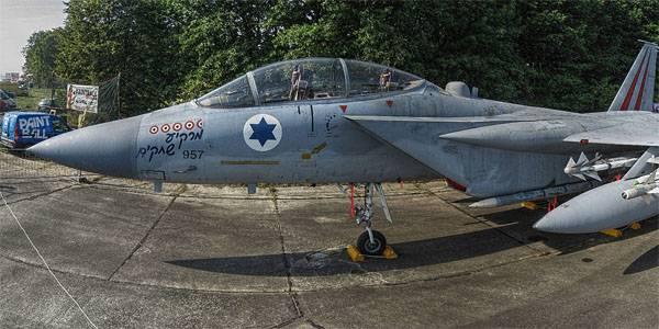 Verteidigungsministerium der Russischen Föderation: Flugzeuge der israelischen Luftwaffe treffen den T-4