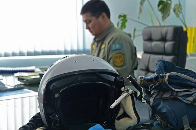 Military pilots of the Republic of Kazakhstan go to civil aviation. Small salary