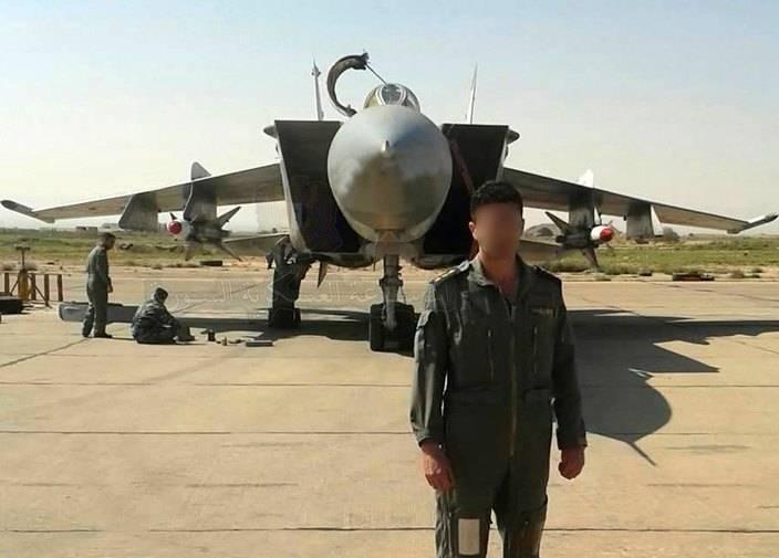 """Il siriano MiG-25 può resistere al """"Tomahawk"""" americano?"""